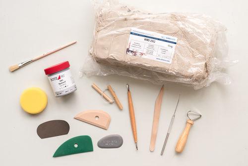 Clay-Kit Starterpaket